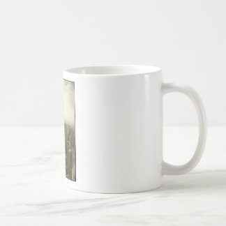 Chicago Skyline Mono Coffee Mug