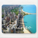 "Chicago Skyline  Mousepad<br><div class=""desc"">Chicago Skyline Mousepad</div>"