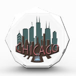 Chicago Skyline newwave chocolate Award