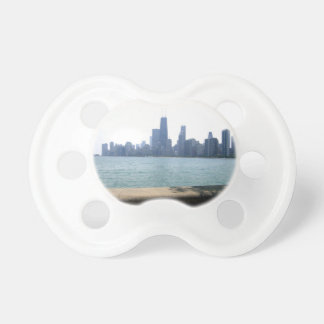 Chicago Skyline Pacifier