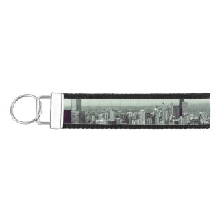 Chicago Skyline Panoramic Keychain