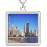 Chicago Skyline. Pendant