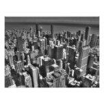 Chicago Skyline Photo Print