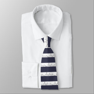 Chicago Skyline Series Tie