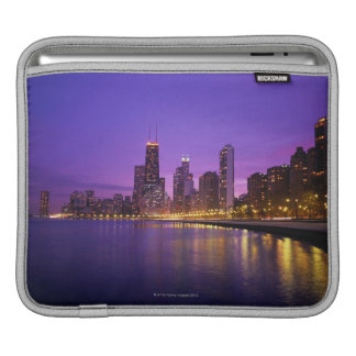 Chicago Skyline Sleeve For iPads