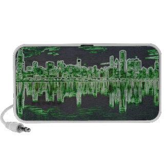 Chicago Skyline Speaker