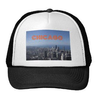 Chicago skyline T Trucker Hat