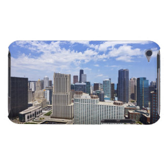 Chicago Skyline to the North of Downtown iPod Case-Mate Cases