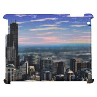 Chicago Skyview Case For The iPad