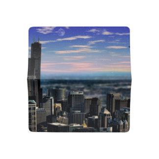Chicago Skyview Checkbook Cover