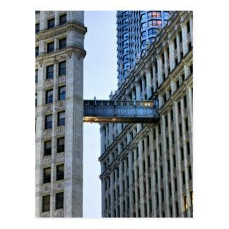 Chicago Skywalk Postales