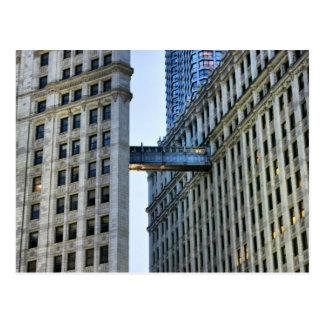 Chicago Skywalk Postcard