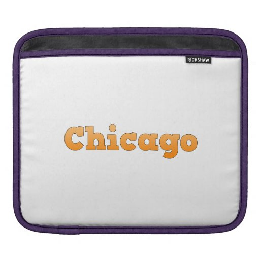 Chicago Sleeve For iPads