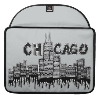 Chicago Sleeve For MacBooks