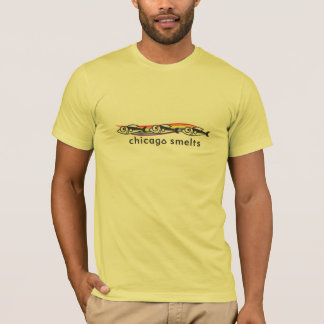 Chicago Smelts Pride Man T-Shirt