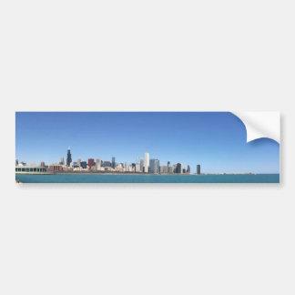 CHICAGO SPRING BUMPER STICKER