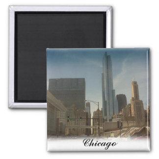 Chicago, Square Magnet