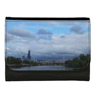 Chicago Storm Wallet For Women