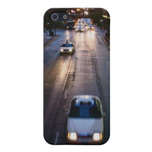 Chicago Street iPhone 4 Case