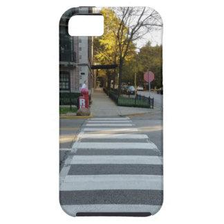 Chicago Street Zebra Crossing iPhone SE/5/5s Case