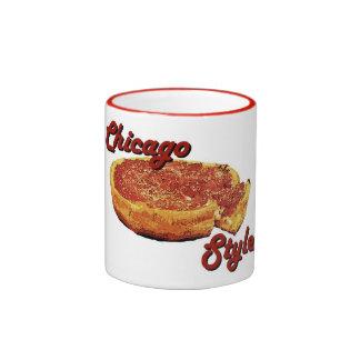 Chicago Style Pizza Mug