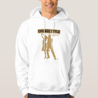 Chicago Style Steppin' Hoodie
