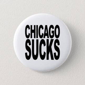 Chicago Sucks Button