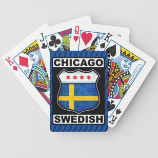Chicago Swedish American Card Deck