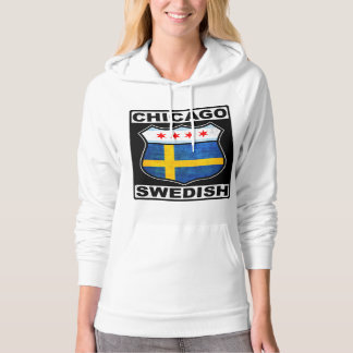 Chicago Swedish American Hoodie