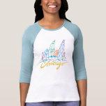 Chicago Sylized Skyline Shirt