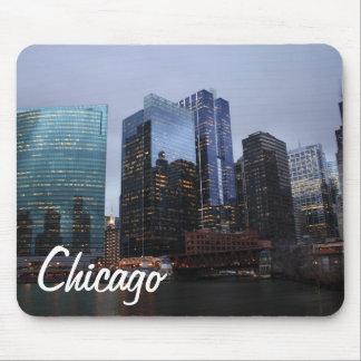 Chicago Alfombrilla De Ratón