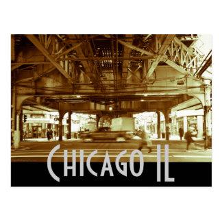 Chicago Tarjeta Postal