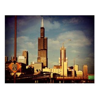 Chicago Tarjetas Postales