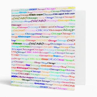Chicago Text Design II Binder
