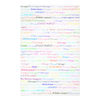 Chicago Text Design II Stationery