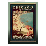 Chicago the Vacation City Greeting Cards