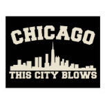 Chicago: This City Blows Post Cards