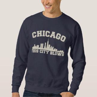 Chicago: This City Blows Sweatshirt