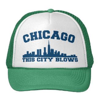 Chicago: This City Blows Trucker Hat