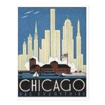 Chicago tiene todo postal