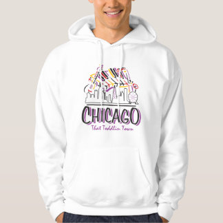 CHICAGO-TODDLIN-TOWN HOODIE