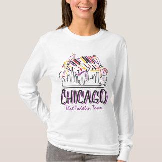 CHICAGO-TODDLIN-TOWN T-Shirt