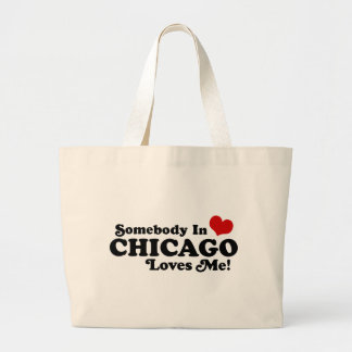 Chicago Tote Bags
