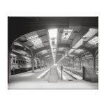 Chicago Train Station, 1920 Canvas Print