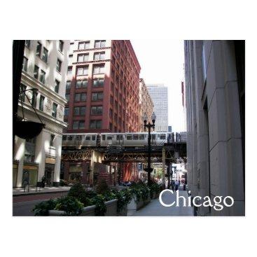 northwestphotos Chicago Travel Photo Postcard