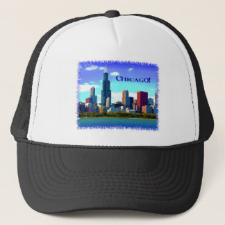 Chicago Trucker Hat