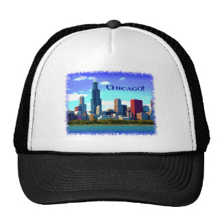 Chicago Trucker Hat
