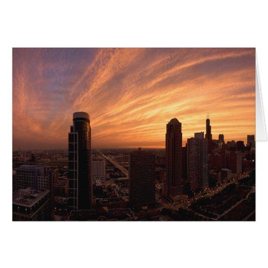 Chicago Twlight Card