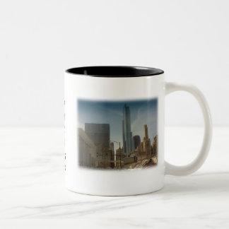 Chicago, Two-Tone Mug