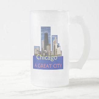 CHICAGO una gran taza de la ciudad